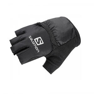 Guantes Salomon convertible Fast Wing Glove color Negro