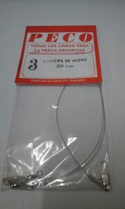leader-peco-x-3-20-cm-50512