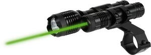 Linterna + laser verde Shilba V120