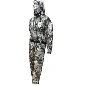 Mameluco Forest Leather hombre Termico camuflado