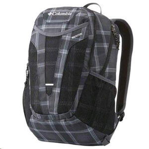 Mochila Columbia BEACON black/grey