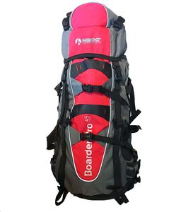 Mochila Nexxt BOARDER PRO red/ grey 45 L
