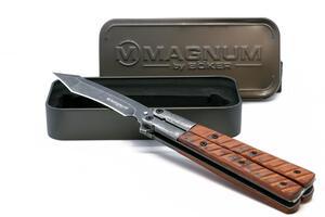 Navaja Boker Magnum Mariposa Wood MB404