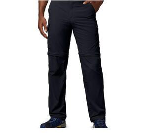Pantalon Columbia hombre Silver Ridge Omni Shade convertible Negro