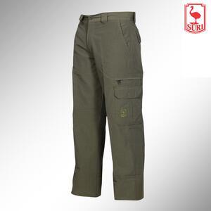 Pantalon desmontable Suri REEB-STOP gris topo
