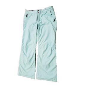 Pantalon TNF d. SALLY PANT mint blue