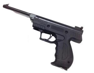 Pistola aire comprimido Castor calibre  4.5 culata de polimero