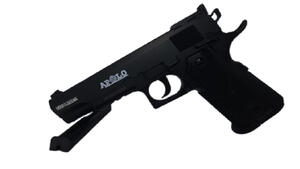 Pistola Apolo A1911 CO2 Polimero Calibre 4.5MM