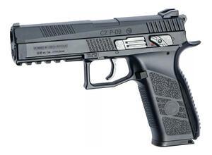 Pistola ASG CO2 modelo CZ P-09 calibre 4.5MM Sistema Blowback