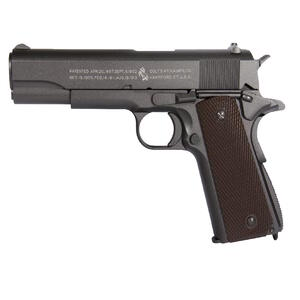Pistola Colt 1911 calibre 6MM CO2 sistema blowback color: Negro