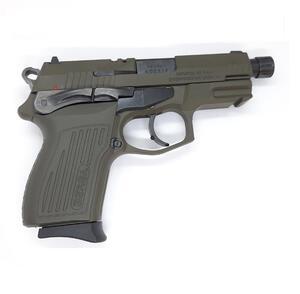 Pistola semiautomatica Bersa C.9MM TPR9C ODG Cerakote Green caño roscado 2 cargadores 13 tiros