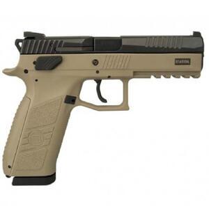 Pistola Semiautomatica CZ C.9MM  P-09 COYOTE FDE