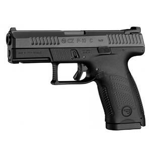 Pistola Semiautomatica CZ C.9MM  P-10 C  PAVON