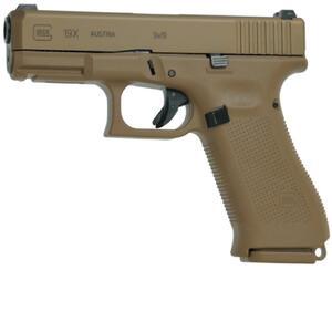 Pistola Semiautomatica Glock C.9MM  19X