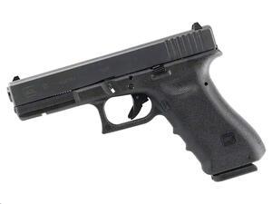Pistola Semiautomatica Glock C.9MM MOD 17 RTF2
