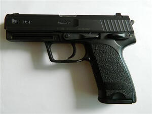 Pistola Semiautomatica Heckler & Koch C.9MM M.USP PAV.