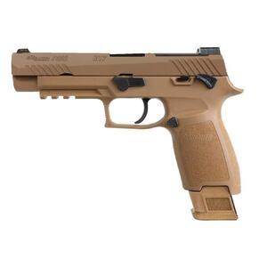 Pistola Semiautomatica Sig Sauer C.9MM   S/A  M. P320 M17  COYOTE SIGLI