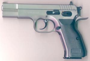 Pistola Semiautomatica Tanfoglio C.9MM M. P19 C/T INOX