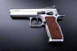 Pistola Semiautomatica Tanfoglio C.9MM STOCK II