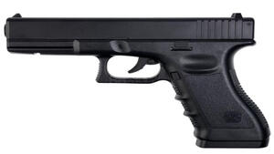 Pistola Stinger C02 4.5mm G17 MK1 de polimero Corredera fija