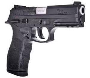 Pistola Taurus c. 9mm semia 17t TH9 Tenifer Pavón