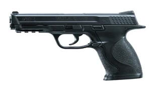 Pistola Umarex Smith & Wesson CO2 modelo: M&P 40 calibre: 4.5 black
