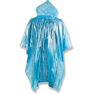 Poncho de lluvia Raincoat color Azul (descartable)