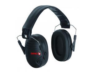 Protector auditivo electrónico Gamo DUAL tipo auricular  negro