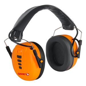 Protector auditivo electronico Gamo naranja