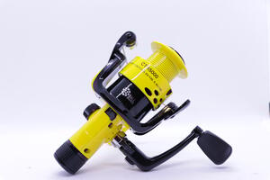 Reel frontal CTR 5000 yelow-black
