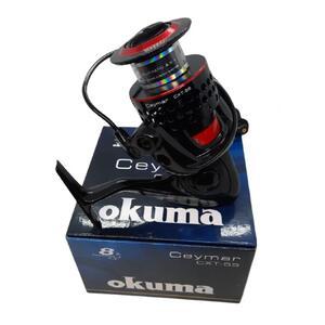 Reel Okuma Ceymar XT CXT 55 7BB mas 1BB con carretel extra alumunio (BMB)