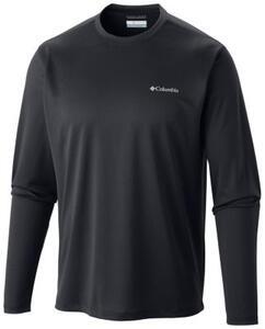 Remera Columbia h. TECH TREK long sleeve black
