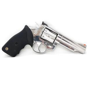 "Revolver Accion Doble Taurus C. 357MAG  INOX 4"" MIRA REGULABLE  USADO"