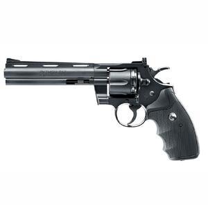 Revolver aire comprimido Umarex Colt Python Co2 357 Magnum calibre: 4.5