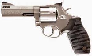 "Revolver Doble Accion Taurus C.357MAG  M.627 INOX 4"" TRACKER"