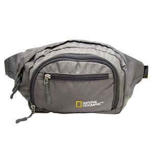 Riñonera National Geographic Nomade gris