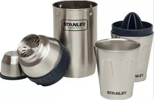 SET DE COCTELERA HAPPY HOURS X2 OUTDOOR STANLEY