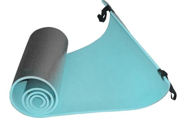 Aislante Hummer Carpet 10A blue c/aluminio