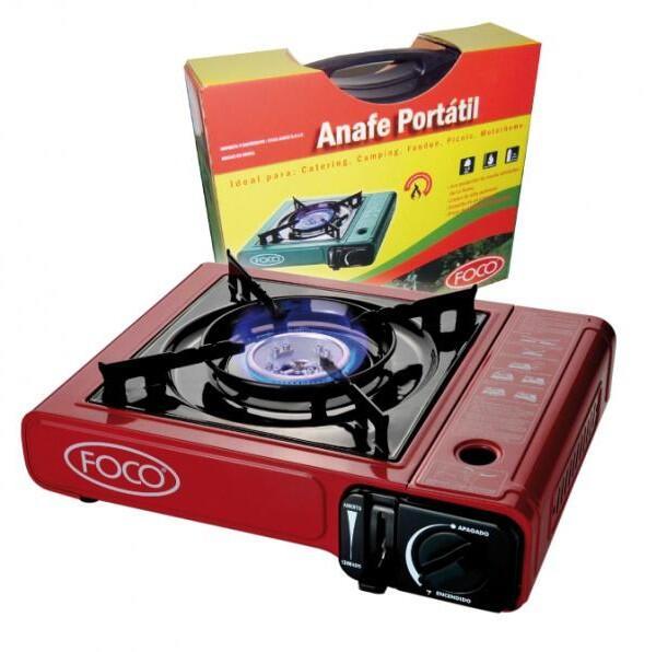 Anafe Foco 1 hornalla p/GDesc. 250 gr. c/estuche