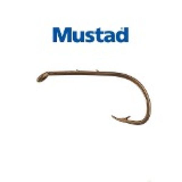 Anzuelo Mustad Beak 92641 con traba nro 4-0