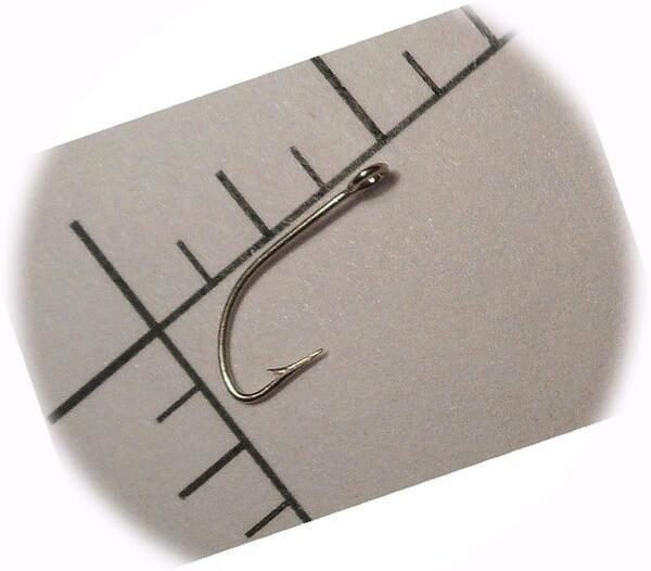 Anzuelos Serie Crystal Hook Ringed Nkl 1210n Nro.1/0 (521-2)