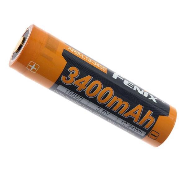 Bateria recargable Fenix ARB-L18-3400