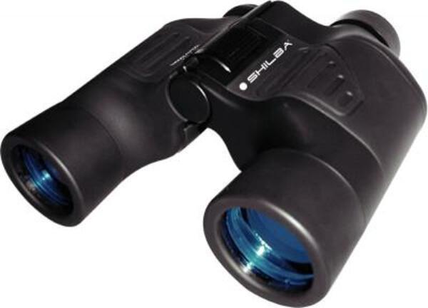 Binocular Shilba 10x50 New Master View  V. Azul . campo de vision 1000/ 96 metros