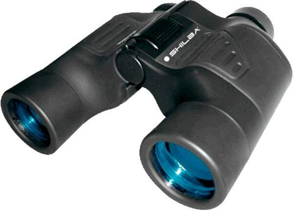Binocular Shilba 7x50 new master view V azul .Campo de visión: 1000m -113 m