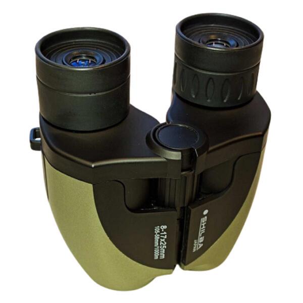 Binocular Shilba 8-17x25 Comp. Zoom
