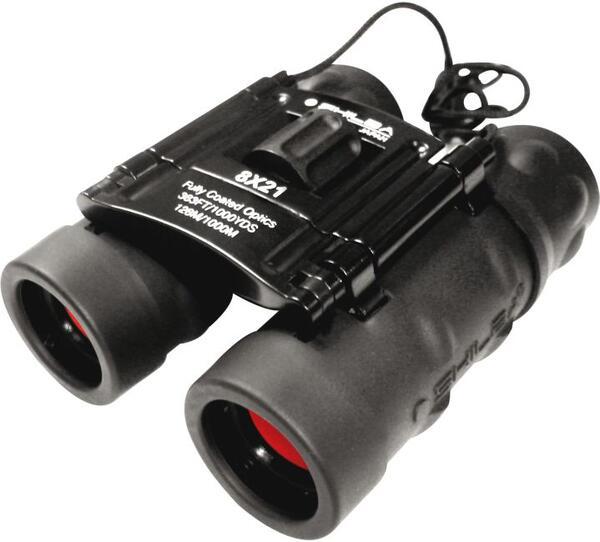 Binocular Shilba 8x21a COMPACT RUBI COAT