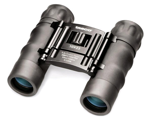 Binocular Tasco ESSENTIAL 10x25