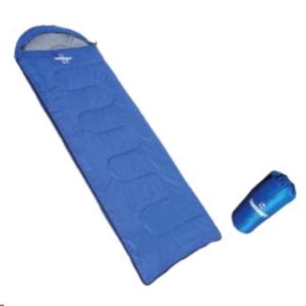 Bolsa de dormir HUMMER ADDO env 300 blue/ grey