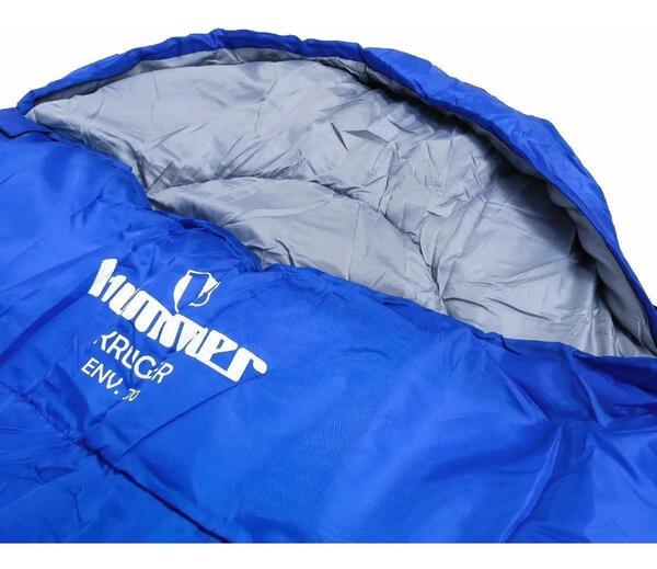 Bolsa de dormir Hummer Kruger env 200 Azul gris