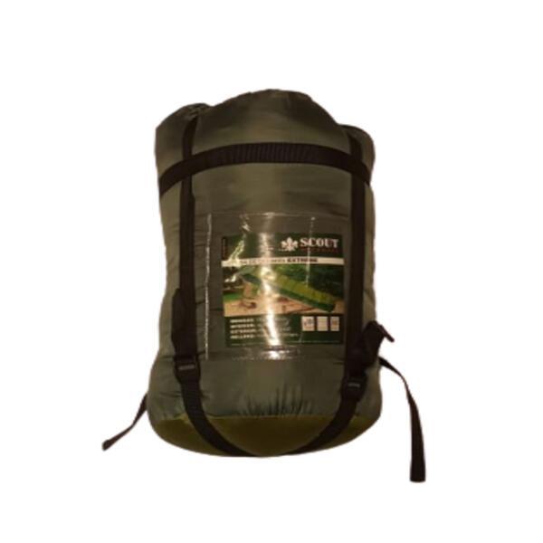 Bolsa de dormir Scout Mum EXTREME temperatura -10C medidas 230X80X55 peso 350Gramos